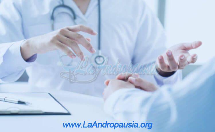 Cuándo consultar a un médico sobre los síntomas de la andropausia