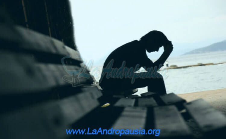 Depresión en la andropausia