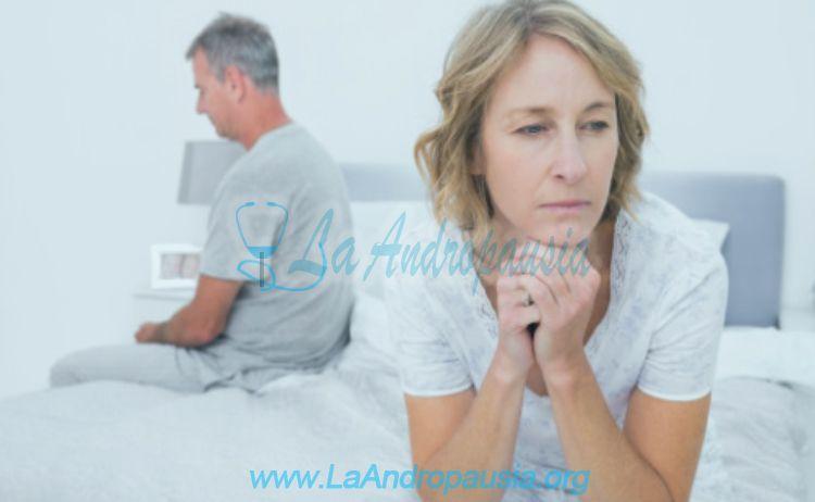 Andropausia Por qué disminuye el apetito sexual
