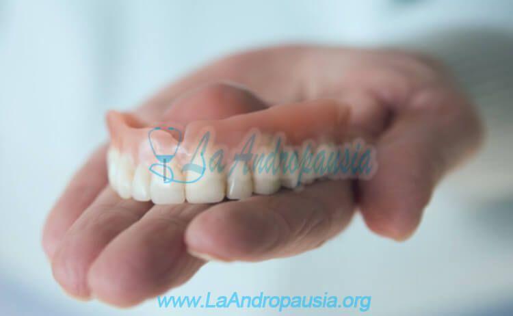 Ventajas de utilizar prótesis dentales removibles