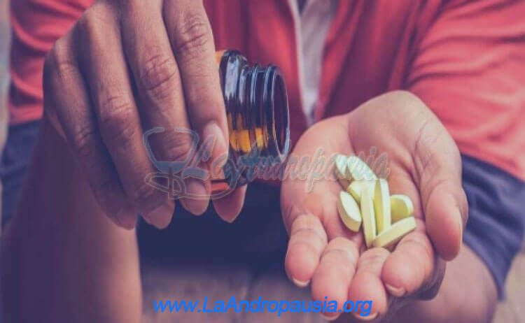 Tratamientos para la andropausia
