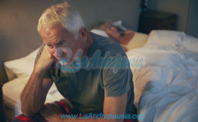 La testosterona en la andropausia
