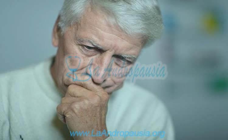 Menopausia masculina - Andropausia