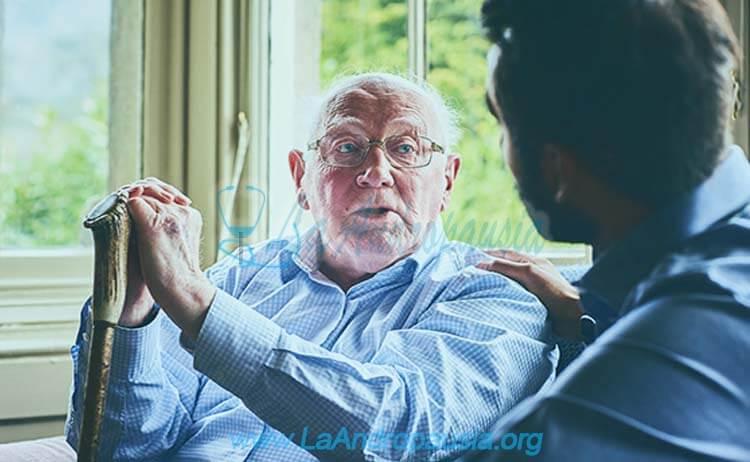 Determinación de incapacidad en la persona mayor