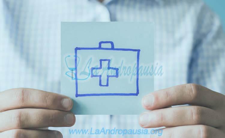 La andropausia: Cambios hormonales y rejuvenecimiento